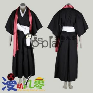 Bleach Matsumoto Rangiku Cosplay Costume