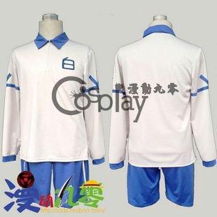 Inazuma Eleven Fubuki Shiro Football Clothes Cosplay Costume