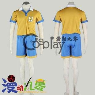 Inazuma Eleven Leimen School 2nd Football Clothes Cosplay Costume
