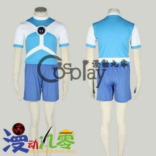 Inazuma Eleven Stars School Football Clothes Cosplay Costume