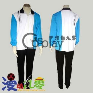 The Prince of Tennis Hyotei Gakuen Winter Tennis clothes Cosplay Costume