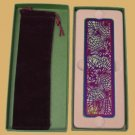Irid.Zentrum StudiosTiffany PINE NEEDLE Bookmark boxed