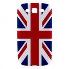 UK Flag Samsung Galaxy S3 Hardshell Case - s3uk4