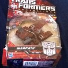 TRANSFORMERS GENERATION GENERATIONS WARPATH AUTOBOT, LEVEL 3, INTERMEDIATE