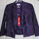 Women&#39;s Evening Set Jacket And Tank Sz16 By Willow Glen