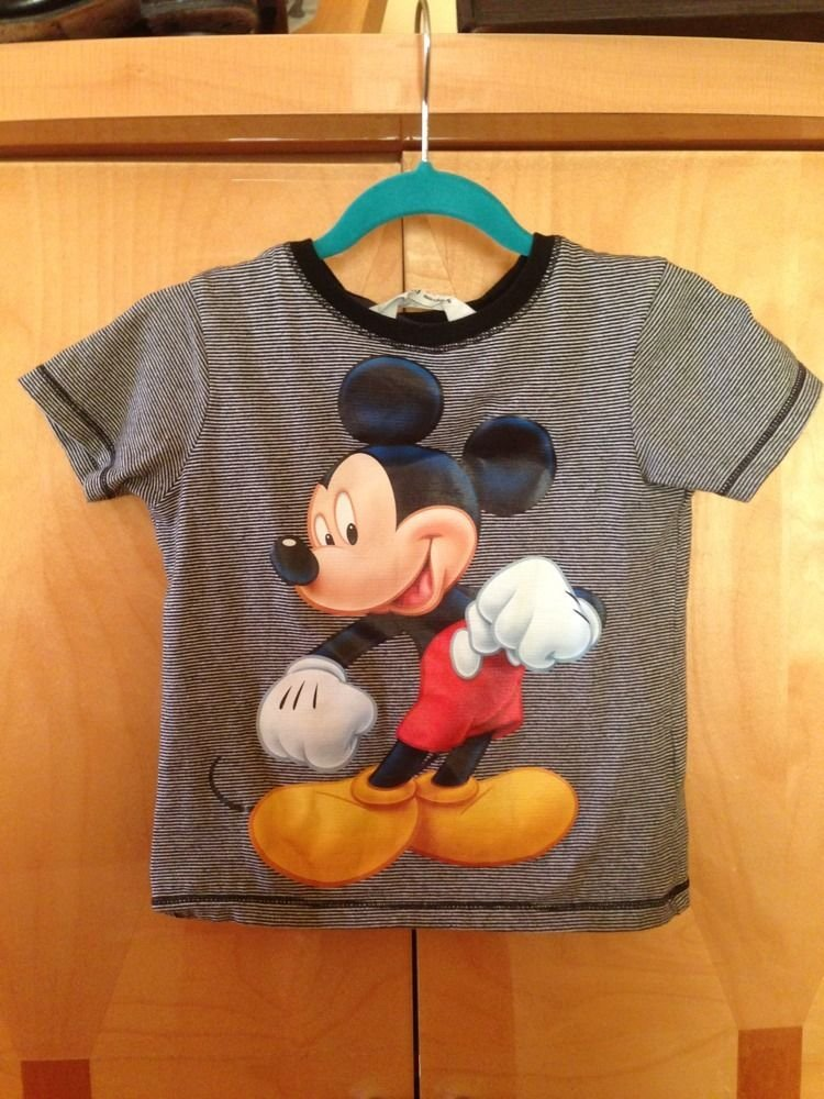 Mickey Shirt H&m Mickey Mouse H&m Baby T-shirt