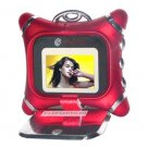 digital photoframe(pouch -001 red)
