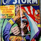 P.T Boat Skipper Capt. Storm Comic Book #10 1965 Only the Last Man Lives