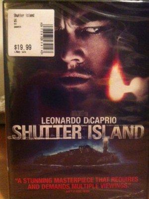 Shutter Island (DVD, 2010)