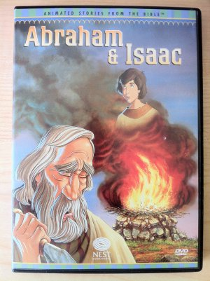 Abraham & Isaac - Animated Stories from the New Testament On Interactive DVD