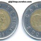 1996 CANADA 2 DOLLAR COIN PROOF