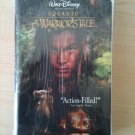 A Warrior's Tale VHS NEW SEALED - Disney's Squanto