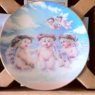 THE FLYING LESSON - 1995 Limited Edition *DREAMSICLE* Collectible Plate 1 of 6