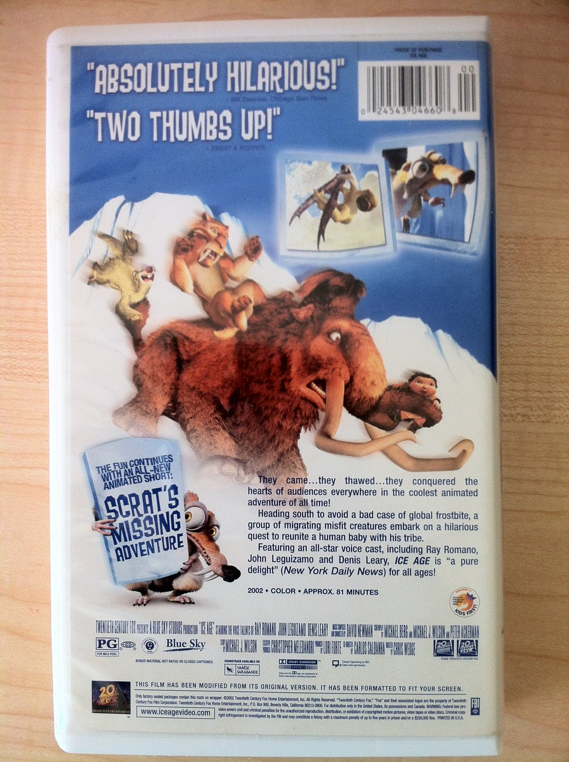 Ice age 4 dvd coupons