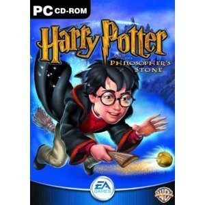 Harry Potter & Sorcerer's Stone PC - CD-ROM Game
