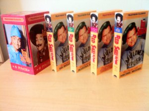The Red Skelton 4 VHS tape Collection