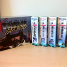 EXTREME SPORTS OVER THE EDGE 10 VHS BOXED SET