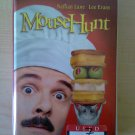 MOUSE HUNT VHS VIDEO 1997 COLOR CLAMSHELL CASE