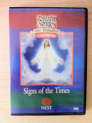 Signs Of The Times Video On Interactive DVD