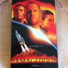 Armageddon MOVIE (VHS, 1998)