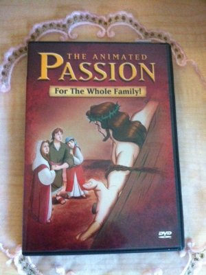 The Animated Passion (DVD, 2004)