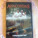 Anacondas: The Hunt for the Blood Orchid (DVD, 2004, Fullscreen & Widescreen)