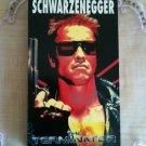 The Terminator (VHS, B-1 1991) Arnold Schwarzenegger, Linda Hamilton