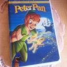 PETER PAN Walt Disney's (VHS, Special Edition, 2002)