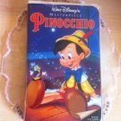 Pinocchio Walt Disney Masterpiece VHS 1993