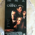 CASINO VHS , ROBERT DENIRO SHARON STONE JOE PESCI