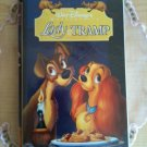 Lady and the Tramp VHS - Walt Disney's Masterpiece