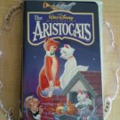 The Aristocats VHS Disney