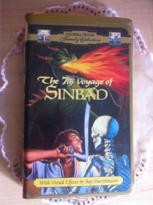 Sinbad - The 7th Voyage (VHS, 1991)