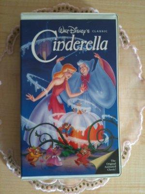Cinderella (VHS, 1995)