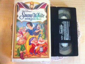Snow White and the Seven Dwarfs (VHS, 1994)