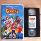 Disney A GOOFY MOVIE Animated VHS