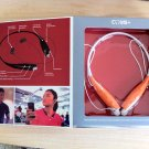 Orange HBS 730 Stereo Bluetooth headset for wireless music plus call functionality