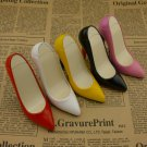 Gas Lighter - High-Heeled Shoe Style - White - New