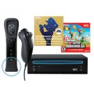 Nintendo Wii New Super Mario Bros. Bundle