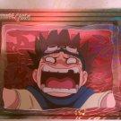Naruto Way of the Ninja Attitude Chase Card # A9 Konohamaru