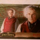 The Lord of the Rings Evolution Foil Card # 3 Bilbo Baggins