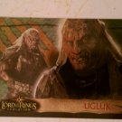 The Lord of the Rings Evolution Foil Card # 45 Uglúk