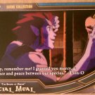 Thundercats Trading Card #1-36 Special Meal