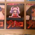 Gekiganger Carddass Masters 1999 3 Cards