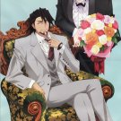 Brave 10 / Tiger & Bunny Double-sided Pin-up