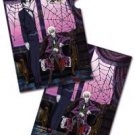Black Butler (Kuroshitsuji) II Earl Alois Trancy & Claude Faustus Clear File Folder