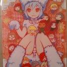 Strange Plus Zero-Sum 10th Anniversary Oversized Postcard