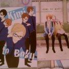 Kimi To Boku Special 4 Postcards