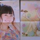 Haruka Tomatsu / Yuka Double-sided Pin-up