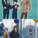 The Melancholy of Suzumiya Haruhi / The Prince of Tennis Double-sided Pin-up